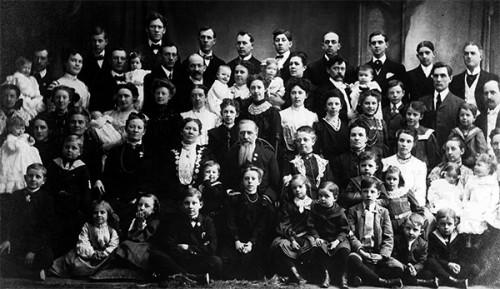 Женщина из России родила 69 детей