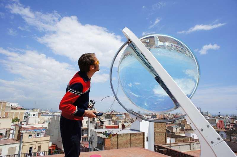 Captarea energiei solare revoluționată de un inventator german