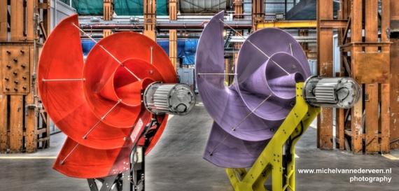 Тихие ветряные турбины