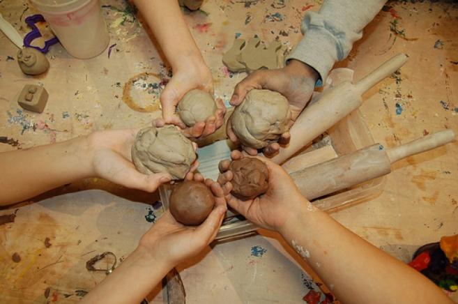 детям важно и нужно заниматься творчеством