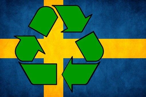Швеция использует 99% своих отходов