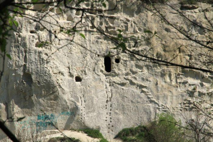 Бекиров Яр - памятник природы Молдовы