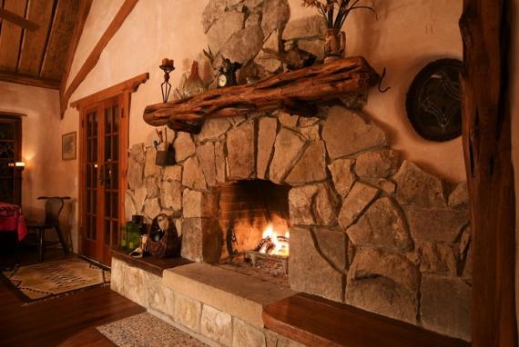 интерьеры глиняных домов