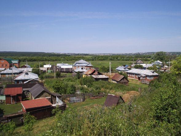 Тенденция переезда из городов в деревни