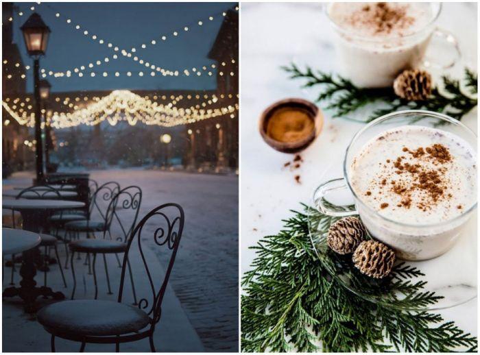 Атмосферные фотографии самого волшебного времени года зима