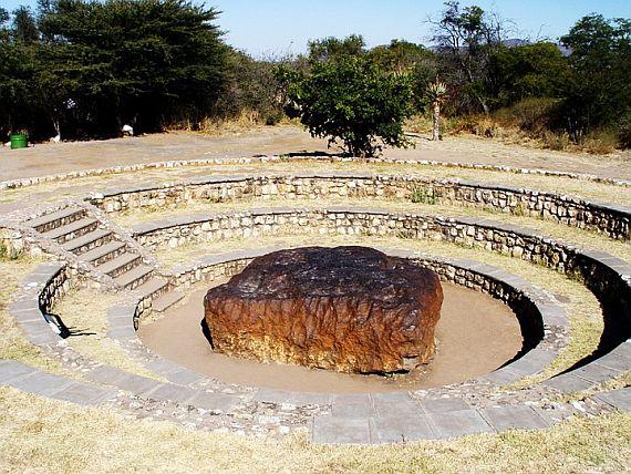 Гоба. Самый крупный метеорит