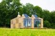 Модульный эко-дом из дерева