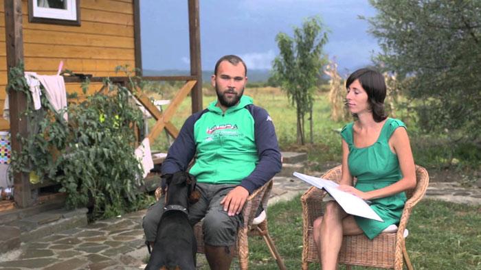 Рассказ о экопоселении Здравое