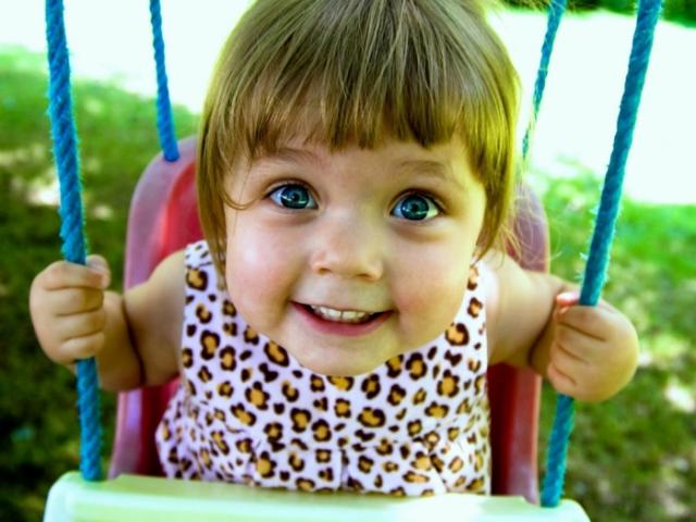 детские глаза