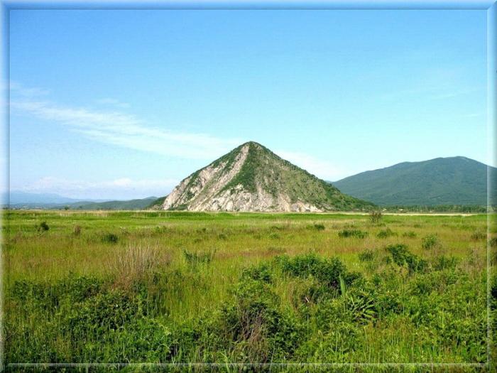 Пирамиды г. Находка