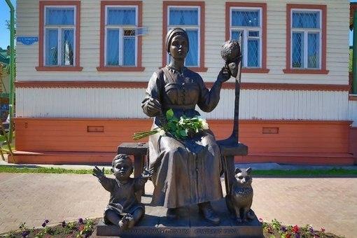 Памятник Жёнам-Берегиням
