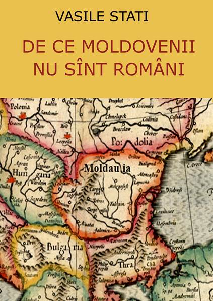 O carte unică despre istoria limbii moldovenești de Vasile Stati