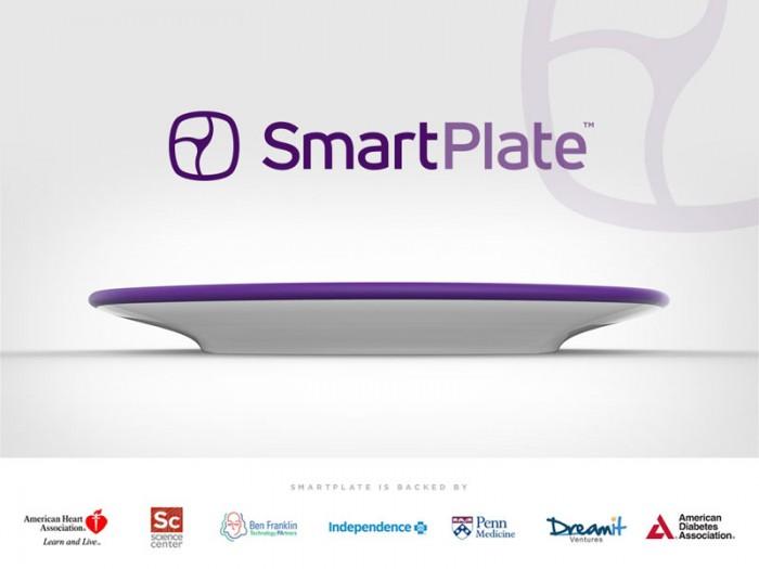 «Умная» тарелка SmartPlate определит количество калорий в блюде
