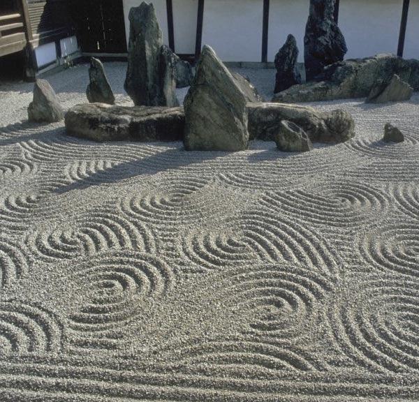 Японский сад – таинство камней (+Видео)
