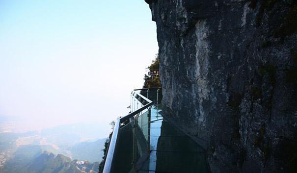 Тропа судьбы на высоте в 1,430 метров