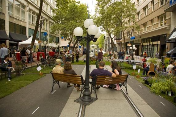 Тактический урбанизм или как несанкционированно перестроить город