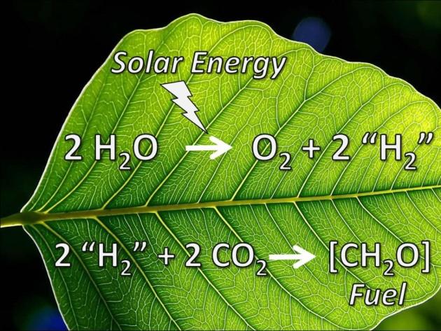 Искусственный фотосинтез может вырабатывать топливо из углекислого газа