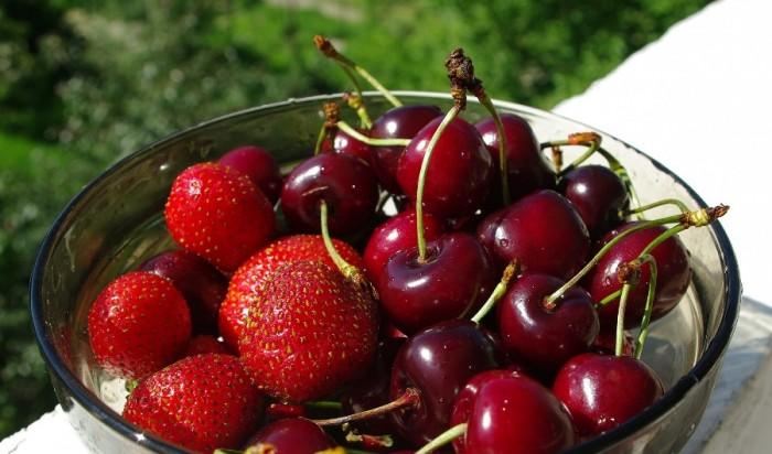 Как выбрать лучшую черешню и клубнику