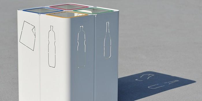 10 самых красивых контейнеров для сортировки мусора