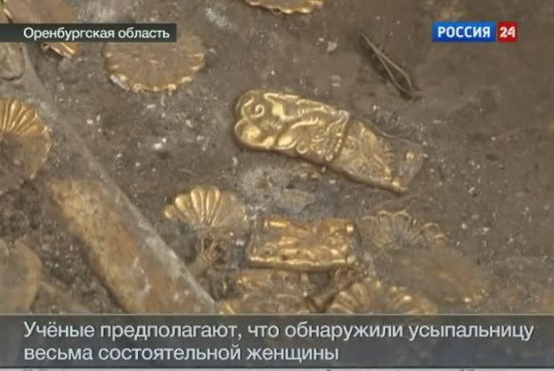 Сарматы, 4000 лет до н.э. Раскопки Археологов на Урале (+Видео)