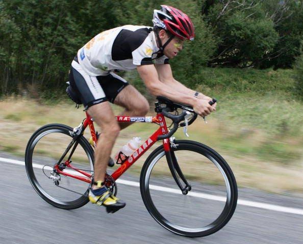 Ездить на велосипеде - быстрее, чем на машине
