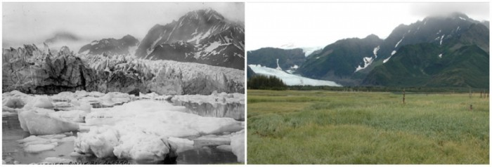 Земля тогда и сейчас. Колоссальные перемены в фотографиях NASA (Фото)