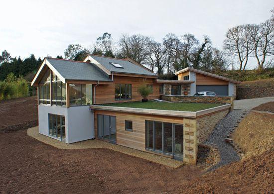 Энергоэффективные дома из конопли
