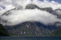 Фьорд Милфорд-Саунд в Новой Зеландии