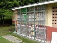 Ekomuro H20 - стены которые собирают воду