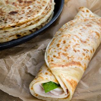7 удивительных бутербродов без хлеба