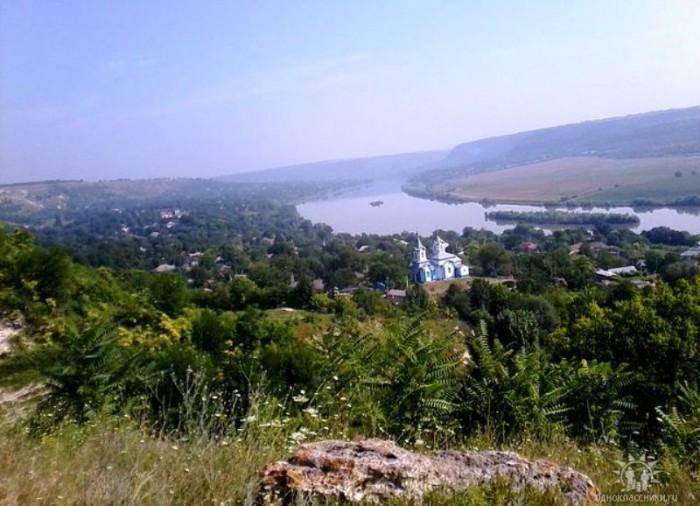 Cело Сокола. Молдова, Шолданештский район