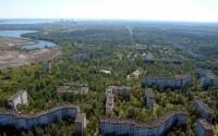 Чернобыльская зона сейчас стала уникальным местом