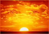 Солнце восстанавливает зрение