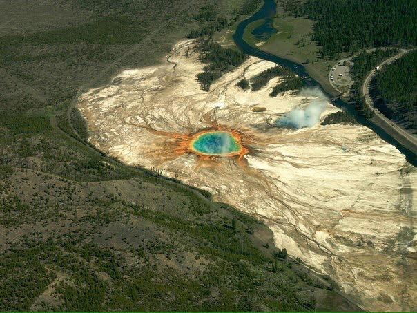 10 феноменальных геологических образований Земли