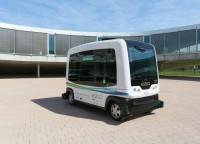В Нидерландах появятся беспилотные микроавтобусы