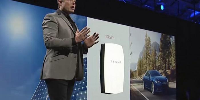 Свершилось! Tesla представила аккумуляторную систему для дома, предприятий и всего мира