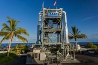 На Гавайях открыли электростанцию, генерирующую электричество от разницы температур воды в океане