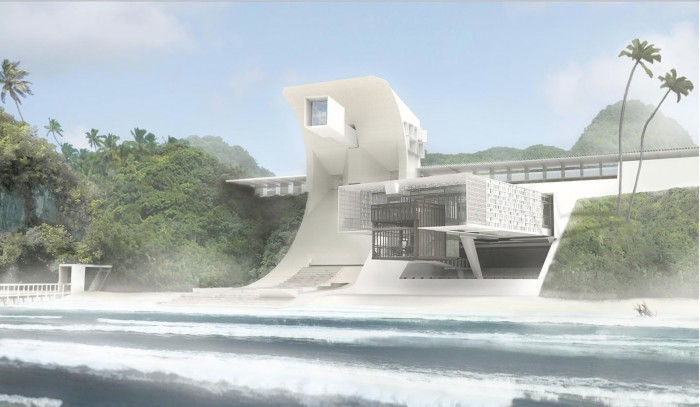Motus - дом, который трансформируется в зависимости от погоды
