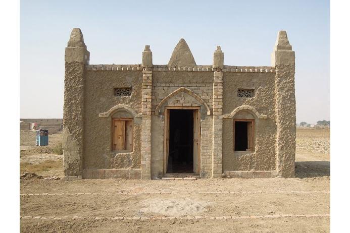 Проект Earth Home: как в Пакистане строят дома из глины, соломы, извести и бамбука