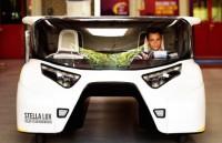 Stella Lux - электромобиль, который генерирует больше энергии, чем потребляет