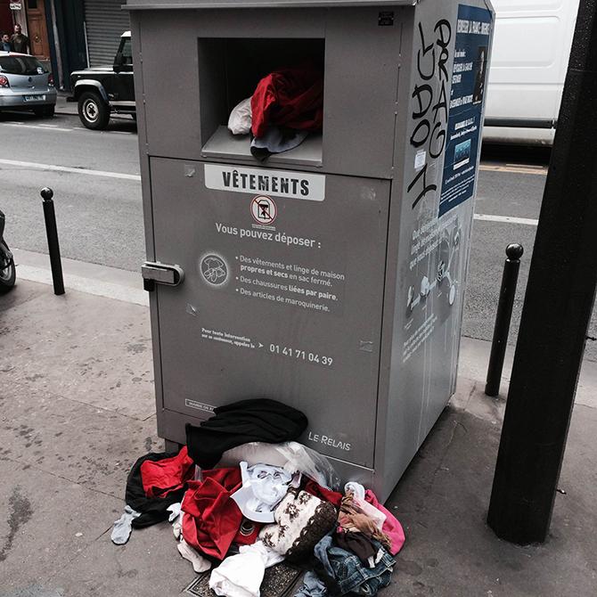Как устроена сортировка мусора во Франции