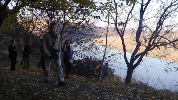 Фотоотчет: Павел Кашин в заповедниках Ципова и Старый Орхей