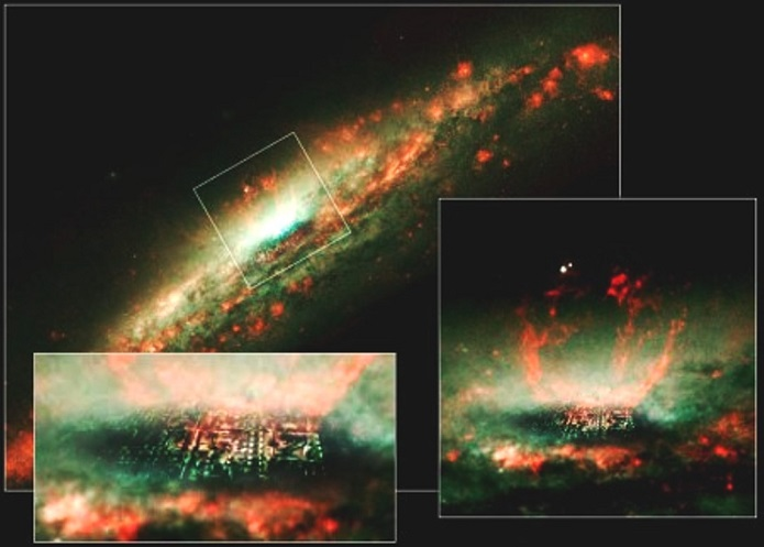 NASA и Обитель Бога