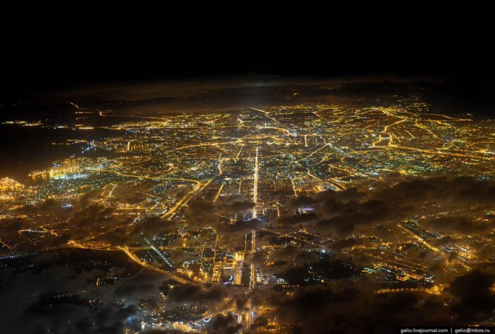 20 причин сесть в самолете у окна. Продолжение
