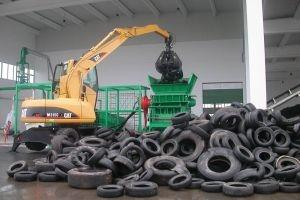В Молдове откроется экозавод по вторичной переработке шин