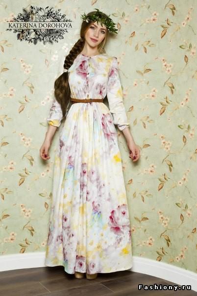 «Новая скромность» - мода для современной женщины