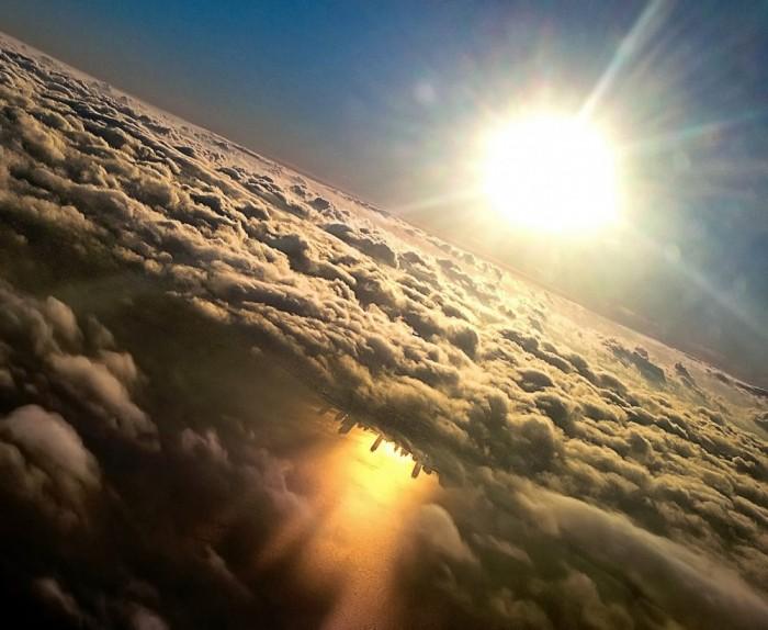 20 причин сесть в самолете у окна