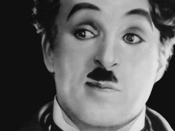 Речь Чарли Чаплина на собственное 70-летие