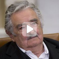 Интервью с Хосе Мухика- президент Уругвая -HUMAN