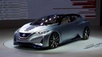 Nissan представил «автомобиль будущего» Nissan IDS Concept